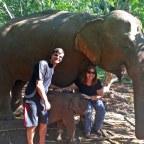 Viajando com a família pela Ásia