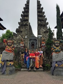 Templo Ulun Danu Batur - BALI