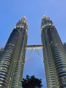 Petronas - KUALA LUMPUR